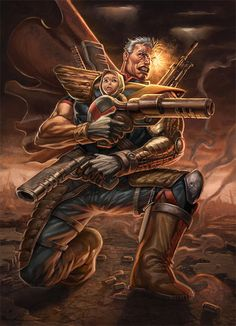 Cable after Divided we stand Cable Marvel, Marvel X, Marvel Heroes, Marvel Comic Character, Marvel Characters, Cartoon Characters, Divided We Stand, Hope Summers, Spiderman