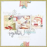 A Project by natalieelph from our Scrapbooking Gallery originally submitted 12/14/13 at 05:55 AM