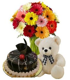 Send Flower Cake OnlineGifts To IndiaDeliver Flowers GiftsIndia Florist