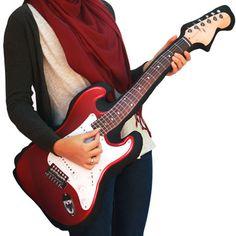 Almofada Formato Guitarra