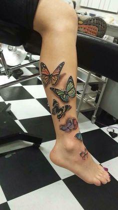 Love these butterflies!!