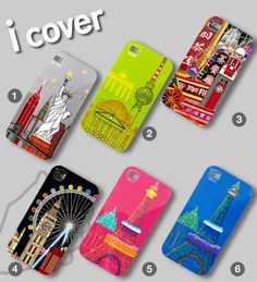 Nice iPhone cases from Pylones