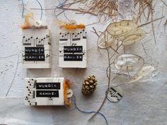 "mano kellner, wunderkämmerchen - litte ""wunderkammern"" Matchbox Crafts, Matchbox Art, Mixed Media Collage, Shadow Box, Art Projects, Art Boxes, Assemblages, Pictures, Inspiration"