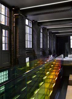 David Adjaye Kvadrat Showroom London