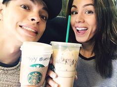 Megan and Ian