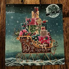 Johanna Basford Coloring Book Awesome I Spent My Summer Listening to Christmas Tunes to Create This Christmas themed Adult Coloring
