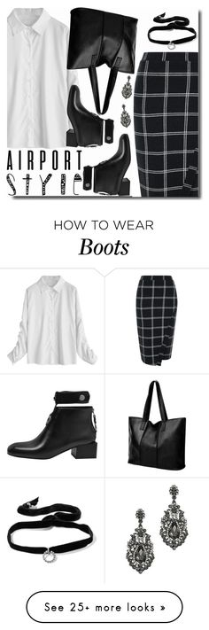 """Power Look"" by soks on Polyvore featuring River Island, DANNIJO, girlpower and powerlook"