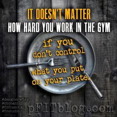 fitnessetiquette:    and how much you put on your plate