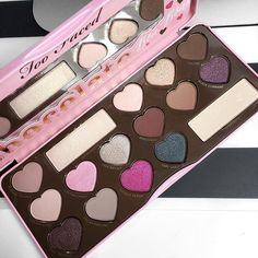Too Faced Chocolate Bon Bons Palette - launches December 8th on TooFaced.com and Sephora.com
