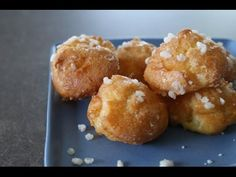 ▷ Chouquette thermomix, recette thermomix gouter