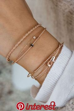 5 Spring 2019 Trends Hiding In Your Closet Good News, Ring Bracelet, Bracelets, Spring, Fashion Trends, Creative, Jewelry, Delicate, Closet