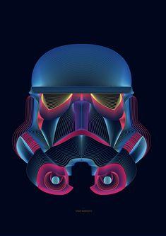 Star wars vector illustrations