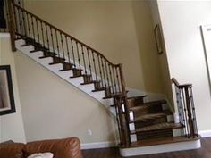 iron balusters for stairways - Bing Images