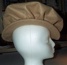 awesome hat construction Leather Hats 3000a6e59f84