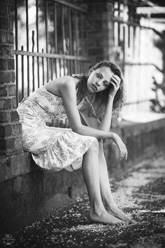 Sandra again by Sabrina Guthier on Outdoor Portraits, Black And White Portraits, Poses, Photography, Ideas, Black And White, Figure Poses, Photograph, Fotografie