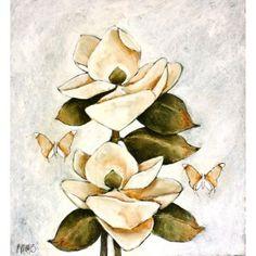 Magnolias 670x620