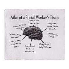 Social Worker's Brain