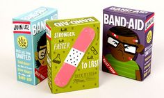 "Bully Proof is part of an artist series Band aid campaign, focusing on the lighthearted side of being what some would call a ""geek or nerd""."