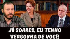 Jô Soares, eu tenho vergonha de você!