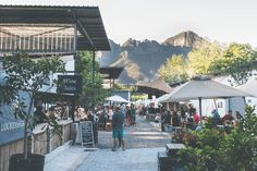 For a fun and festive family outing, local farmers' markets hit the spot. Here's our pick of the best markets in Cape Town. The Way Home, Family Outing, Cape Town, The Locals, South Africa, Street View, Farmers, Marketing, Festive