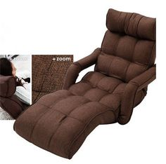 floor folding sofa chair 5 color adjustable recliner living room furniture japanese style daybed sleeper armchair spacely x long single silver multi position futon frame and