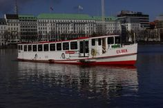 Hamburg Alster Dampfer Aussenalster – Michael Blachy WordPress Blog