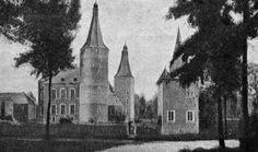 Kasteel Hoensbroek/Castle Hoensbroek 1912