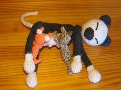 Crochet cat and kittens!