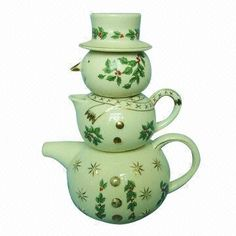 Ceramic Hand Painted Teapots, Customized Designs Welcomed on ...