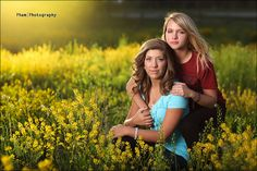 Kelsey and Paige ~ Besties | working on Paige's senior photo… | Flickr