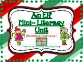 Boy & Girl Elf Christmas Writing Craftivity {Includes Literacy Activities Too!} product from Primary-Reading-Party on TeachersNotebook.com
