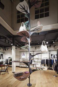 Project: Jigsaw - Retail Focus - Retail Interior Design and Visual Merchandising