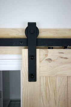 Installing a sliding barn door in your home has never been easier! We'll show you how easy it is in this quick DIY video!