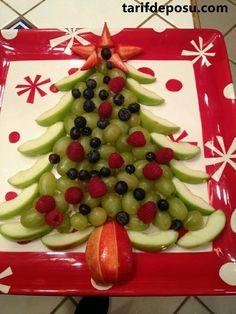 yılbaşına özel 8 meyve sunumu 4 - www.tarifdeposu.com