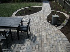 Permeable Pavers Patio Designer Chicago | digrightin