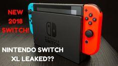 Nintendo Is Making A New Switch! Nintendo Switch XL??