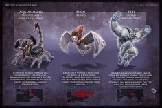 Monsters 17 - Scorpion-Yeti-Sirin v01.jpg