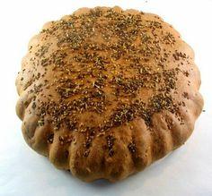 Tunisian Semolina Bread - Khubz Mbassis