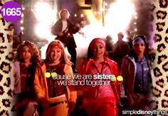 The Cheetah Girls! It's been so long!