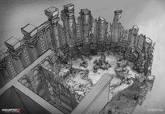 Uncharted 2 - Concept Design, Scribble Pad Studios on ArtStation at https://www.artstation.com/artwork/uncharted-2-concept-design-58d99864-b2df-466e-97b7-53dcf921ae10