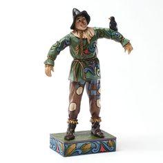 jim shore wizard of oz | Jim Shore Scarecrow Wizard of Oz