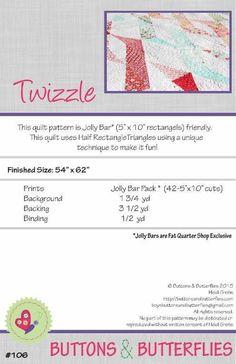 Twizzle | Craftsy