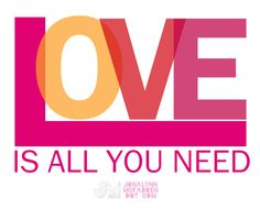 Love Is All You Need by Jonalynn McFadden | www.jonalynnmcfadden.com    Not for personal or commercial use without written consent.