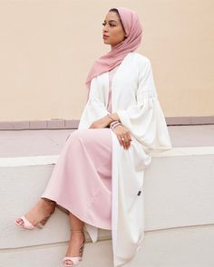 Islamic Fashion, Muslim Fashion, Modest Fashion, Unique Fashion, Casual Hijab Outfit, Hijab Dress, Maxi Dresses, Modest Wear, Modest Outfits