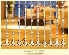 Crystal Glass Eco Friendly Beads Curtain For Hotel Store Shop Coffee Or  Home Decoration Hanging Door Beads Curtain   Buy Crystal Beads Curtain,Bead  Curtains ...