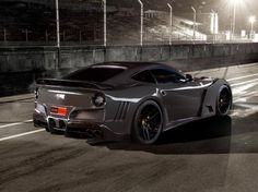 The Novitec Rosso N-Largo S Is The Most Extreme Ferrari F12 Money Can Buy