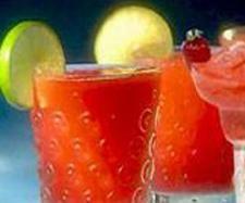 Receita Margarita de morangos por Equipa Bimby - Categoria da receita Bebidas
