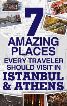 7 Amazing Places every Traveler should visit in Istanbul and Athens – Amazing Places – Grandcrafter – DIY Christmas Ideas ♥ Homes Decoration Ideas Oh The Places You'll Go, Places To Travel, Santorini, Budapest, Destinations, Travel Abroad, Travel Tips, Turkey Travel, To Infinity And Beyond