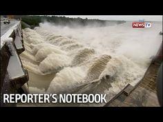 Reporter's Notebook: Bakit lumubog sa baha ang ilang lugar sa Luzon noong bagyong Ulysses? - YouTube