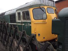 Class 27, D5401 at the North Norfolk Railway 08-07-15